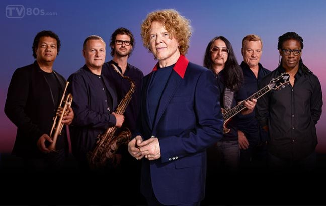 Simply Red 2015