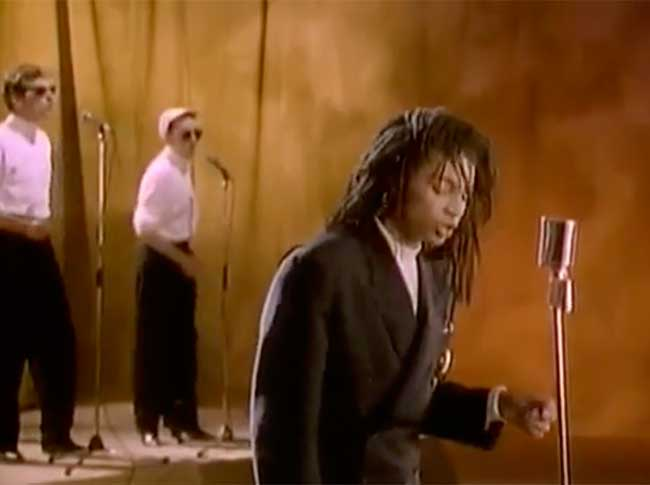Terence Trent D'Arby - Wishing Well - Official Music Video