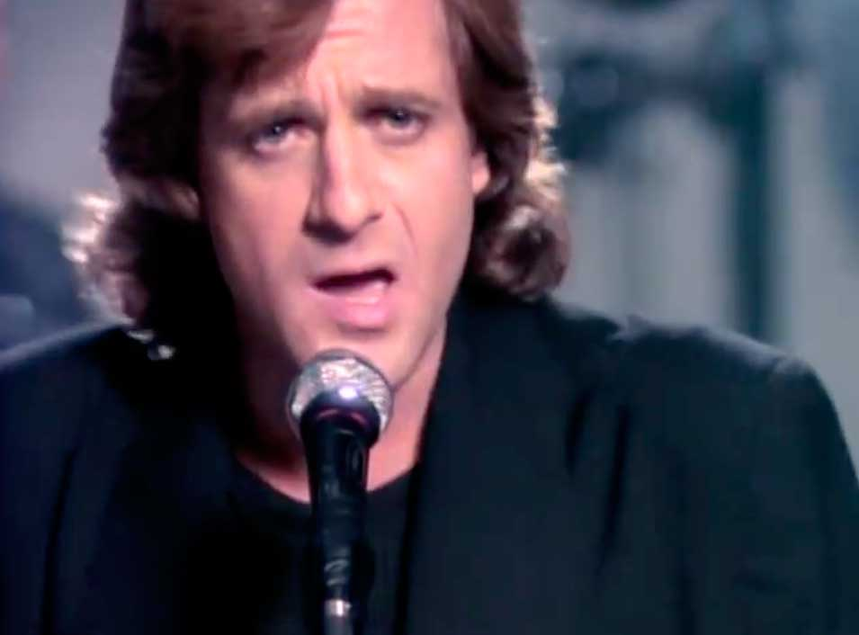 Eddie Money Walk On Water Official Music Video