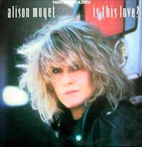 Alison Moyet Is This Love Single Cover
