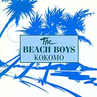 Beach Boys Kokomo Single Cover