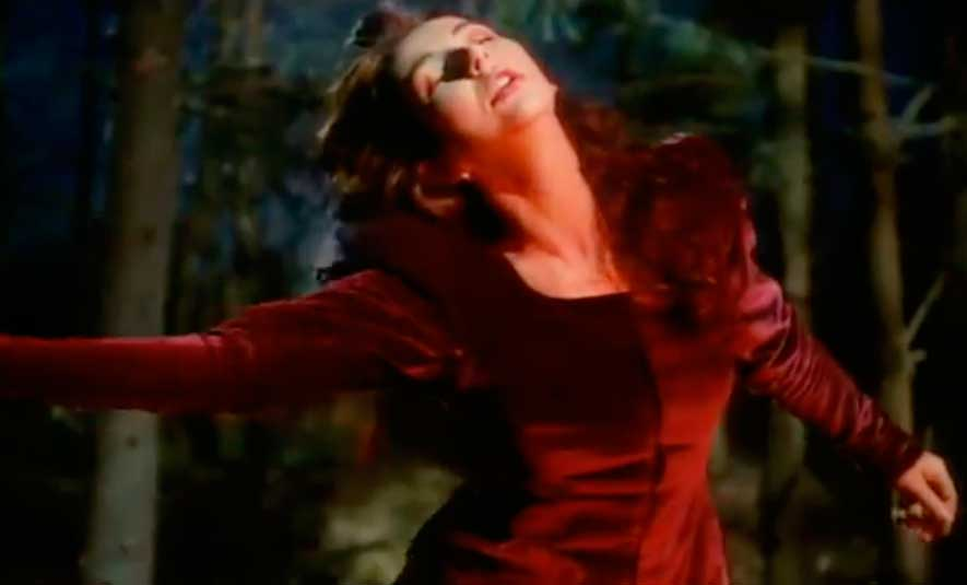 Kate Bush - The Sensual World - Official Music Video
