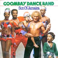 Goombay Dance Band Sun Of Jamaica single cover