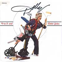 Dolly Parton - 9 To 5 - Single Cover