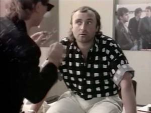 Phil Collins Don't Lose My Number Official Music Video