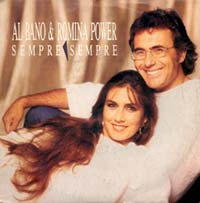 Al Bano & Romina Power - Sempre Sempre - Single Cover