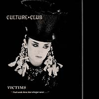 Boy George Culture Club Victims Single Cover