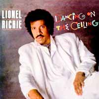 Lionel Richie   Dancing On The Ceiling   Single Cover