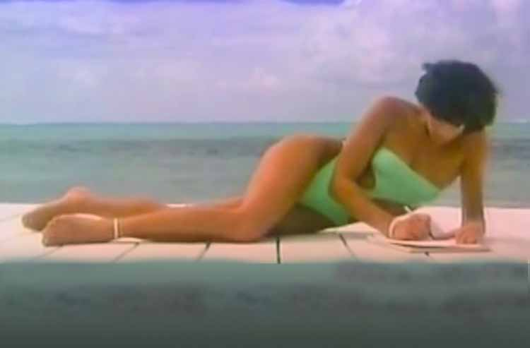 Stephanie de Monaco - Ouragan - Official Music Video