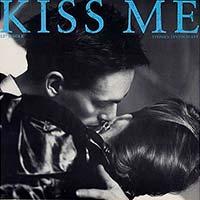 Stephen Tin Tin Duffy - Kiss Me - Single Cover - 80s music