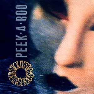 Siouxsie And The Banshees Peek-A-Boo Single Cover Peekaboo