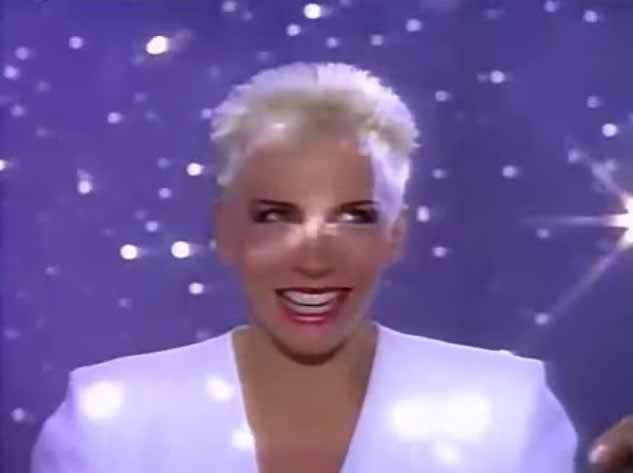 Annie Lennox Al Green Put A Little Love In Your Heart Official Music Video