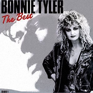 Bonnie Tyler - The Best - single cover