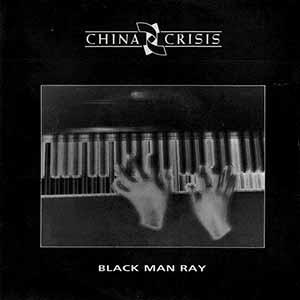 China Crisis Black Man Ray Single Cover