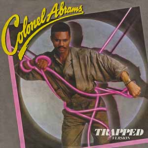 Colonel Abrams Trapped Single Cover
