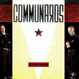 The Communards Disenchanted Single Cover