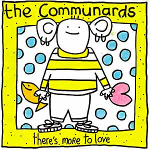 Communards There's More To Love Single Cover