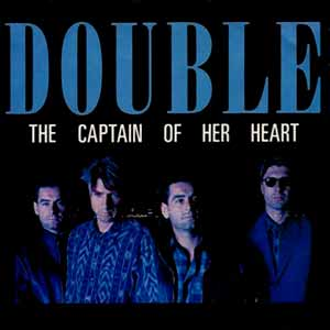Double The Captain Of Her Heart Single Cover