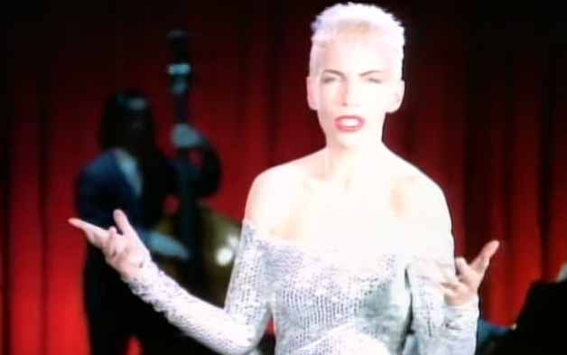 Eurythmics Don't Ask Me Why Official Music Video