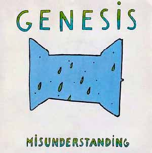 Genesis Misunderstanding Single Cover
