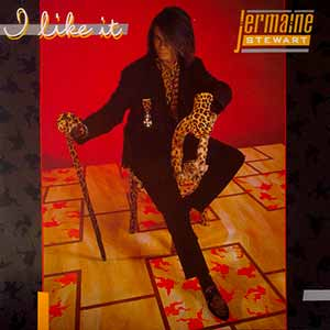 Jermaine Stewart I Like It Single Cover
