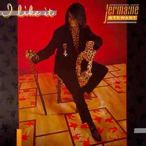 Jermaine Stewart I Like It Single Cover
