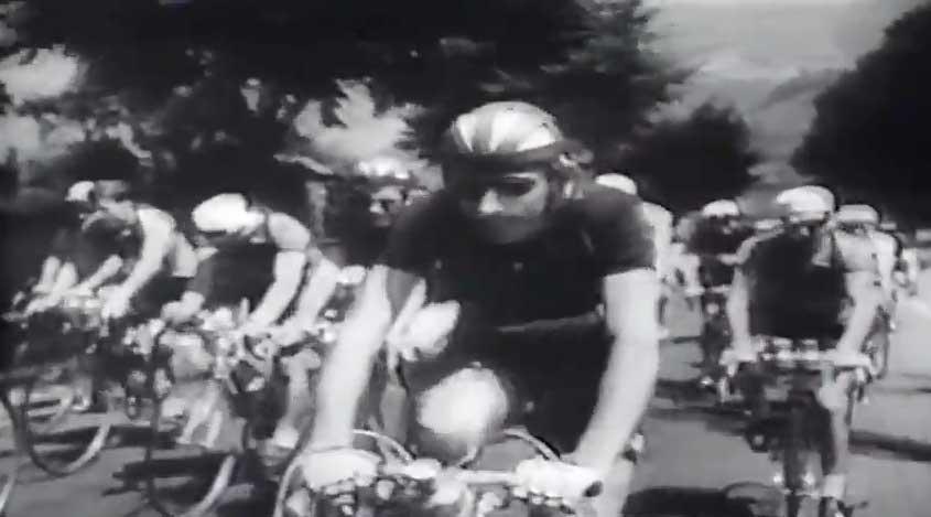 Kraftwerk Tour De France Official Music Video