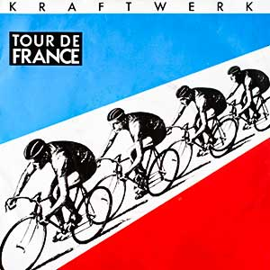 Kraftwerk Tour De France Single Cover