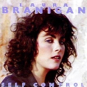 Laura Branigan Self Control Single Cover