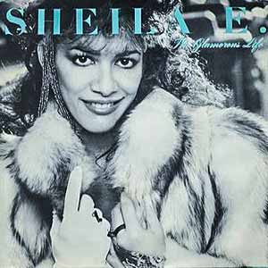 Sheila E The Glamorous Life Single Cover