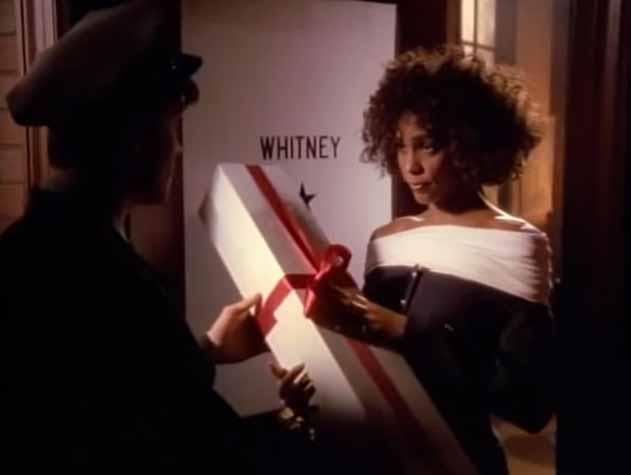 Whitney Houston - Where Do Broken Hearts Go - Official Music Video