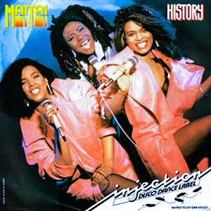 Mai Tai History Single Cover