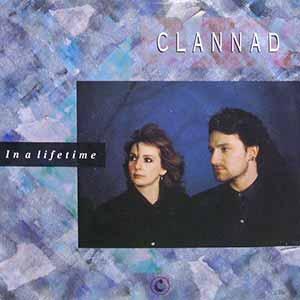 Clannad Bono Vox In A Lifetime Single Cover