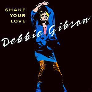 Debbie Gibson Shake Your Love Single Cover
