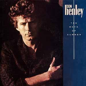 Don Henley The Boys Of Summer single cover