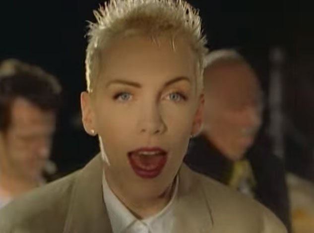 Eurythmics Revival Official Music Video
