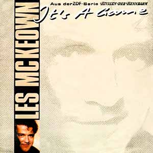 Les McKeown It's A Game Single Cover