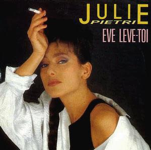 Julie Petri - Ève lève-toi - Single Cover