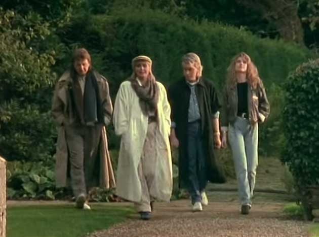 Bucks Fizz - Heart Of Stone - Official Music Video