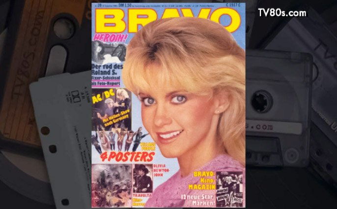 80s Music Magazine Covers 1980