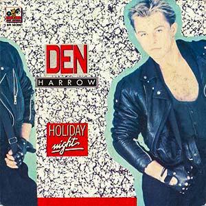 Den Harrow Holiday Night Single Cover