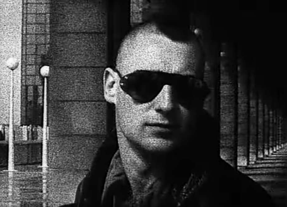 Front 242 - Headhunter - Official Music Video