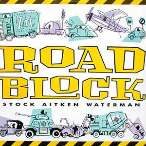 Stock Aitken Waterman - Roadblock - single cover