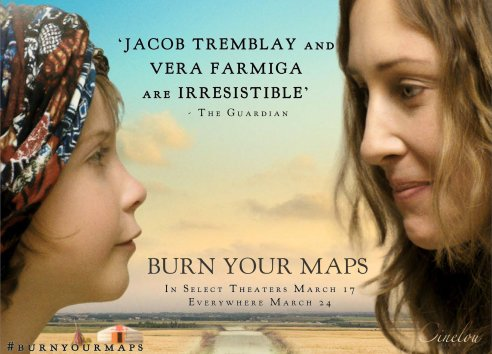 Burn Your Maps  300x216 - Fantastic Movies That Release on June 21st - Child's Play | Toy Story 4  | Burn Your Maps