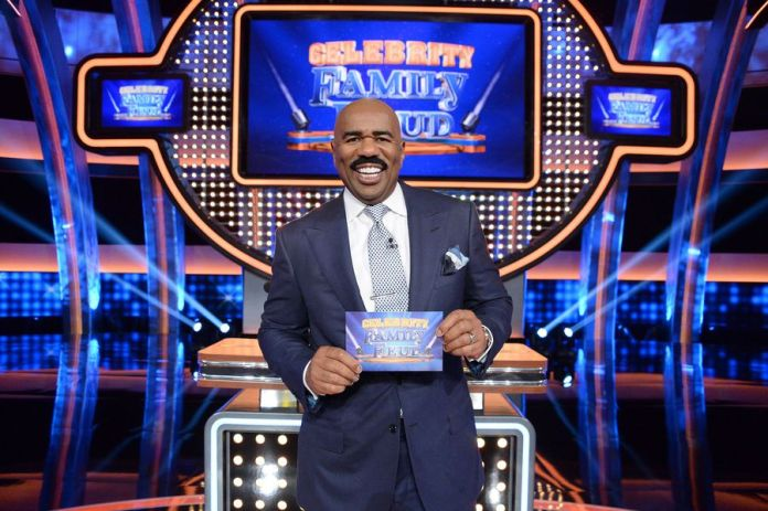 Celebrity Family Feud Episode 103