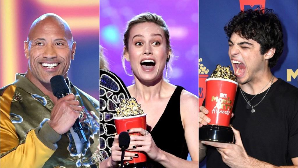 Full Winner List of MTV Movie & TV Awards 2019