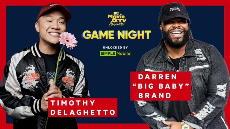 Movie & TV Awards LIVE Game Night