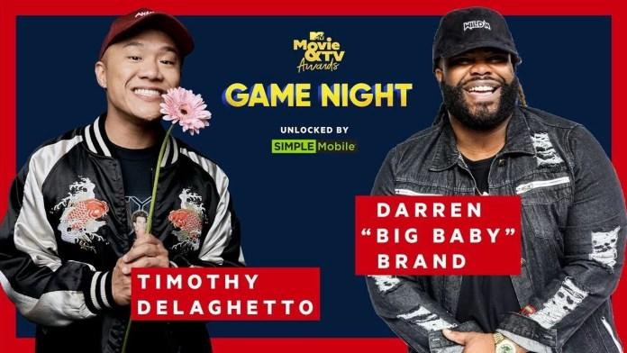 Movie & TV Awards LIVE Game Night