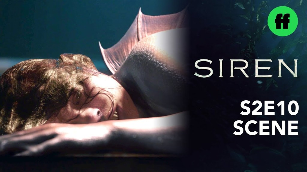 Ryn's Transformation Clip of Siren Season 2 Episode 10