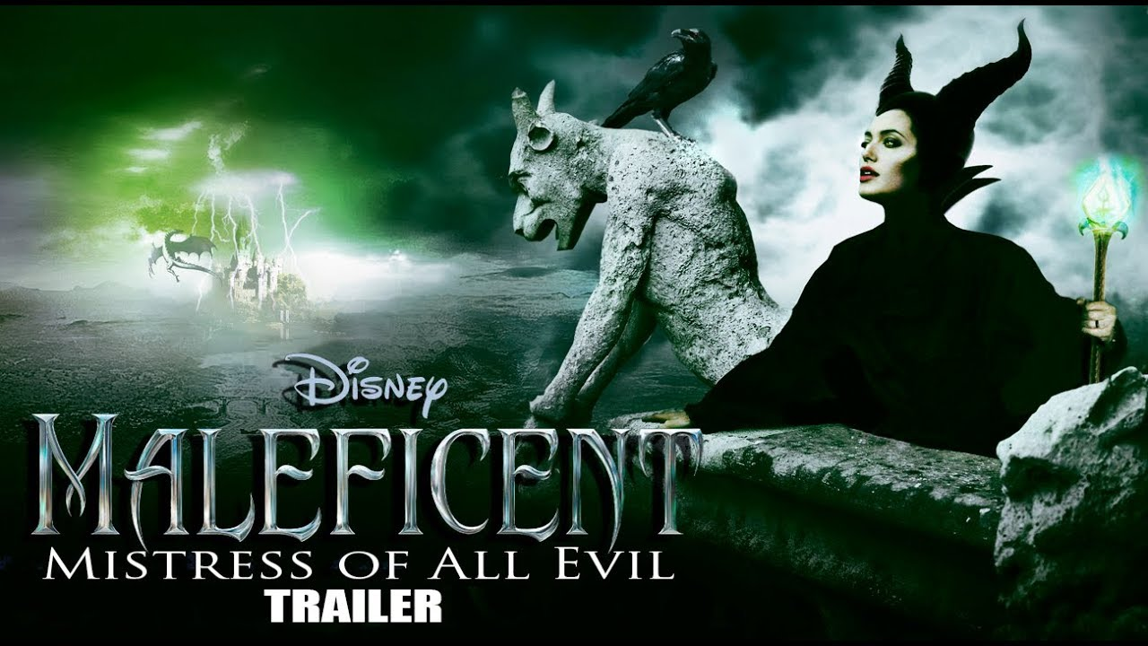 Maleficent 2 Hit In Theaters October 18 Disney S